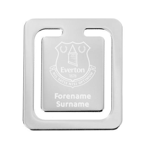 Everton FC Crest Bookmark