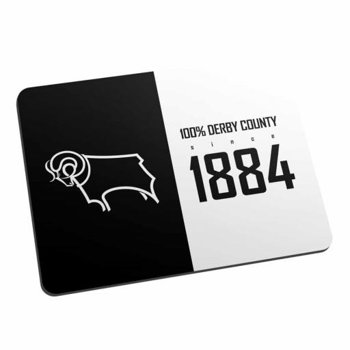 Derby County 100 Percent Mouse Mat