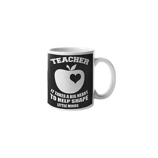 Teacher 11 oz Mug Ceramic Novelty Design Best Gift For Teachers Gift