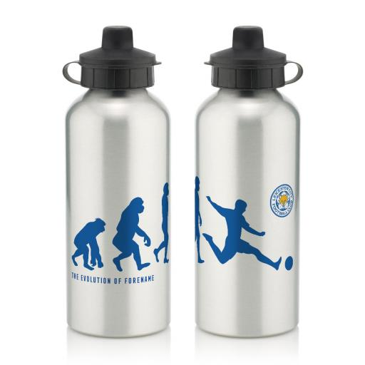 Leicester City FC Evolution Water Bottle