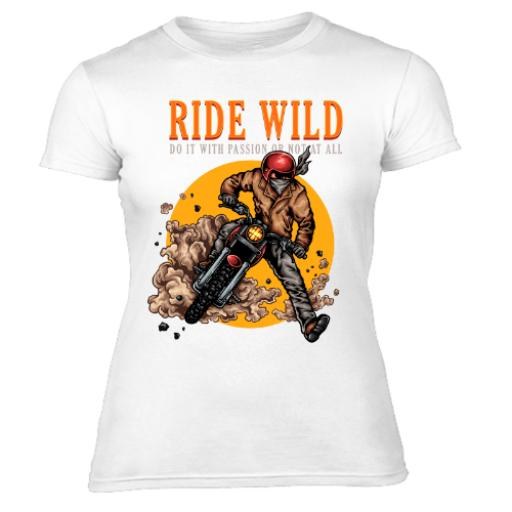 Ride Wild Women's T-Shirt