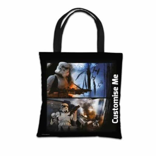Star Wars Rogue One Stormtrooper Tote Bag