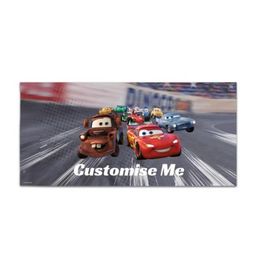 Disney Cars Lightning McQueen Large Towel