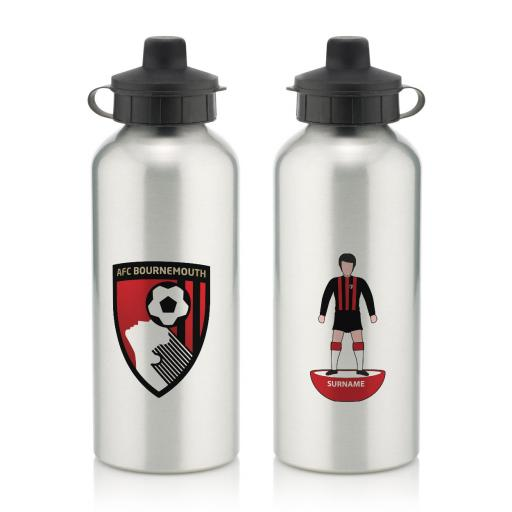 AFC Bournemouth Player Figure Water Bottle