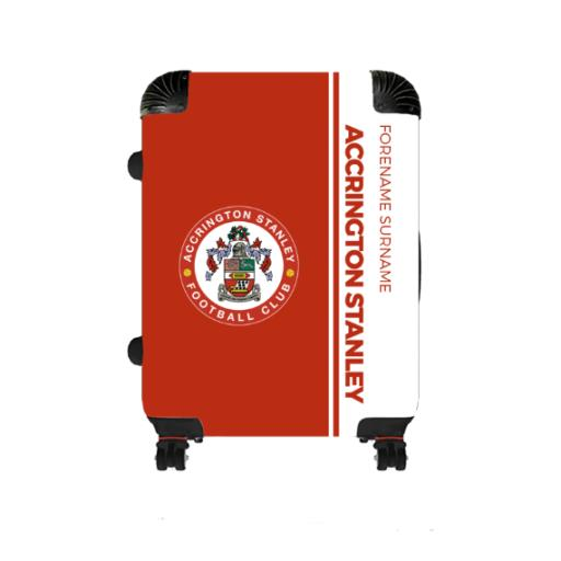 Accrington Stanley Crest Medium Suitcase