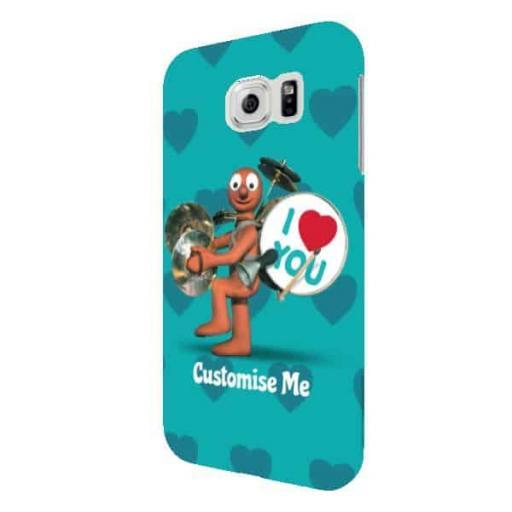 Morph 'I Love You' Samsung Galaxy S6 Clip Case