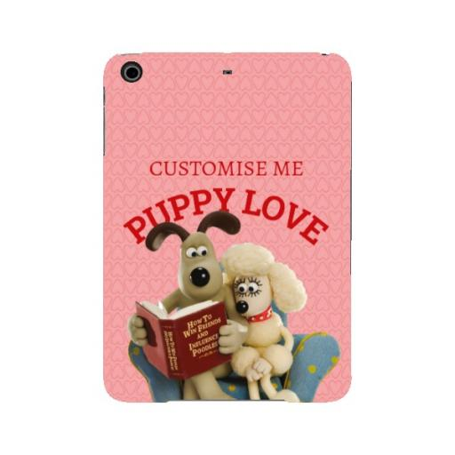 Wallace And Gromit Puppy Love iPad Mini 2/3 Clip Case