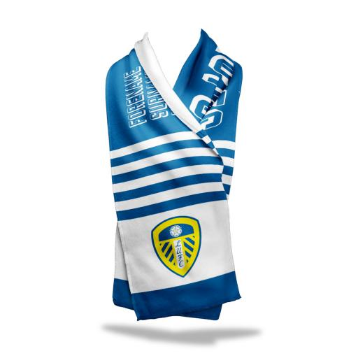 Leeds United FC No.1 Fan Fashion Scarf
