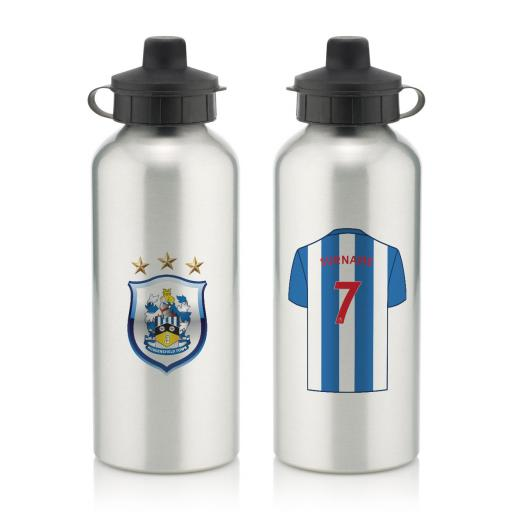 Huddersfield Town Aluminium Water Bottle