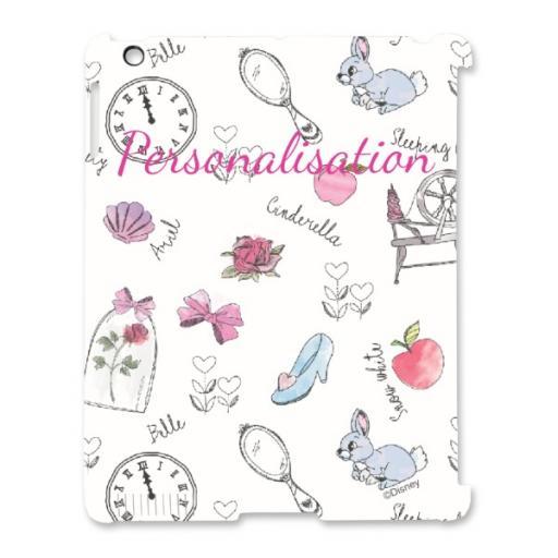 Disney Princess 'Accessories' iPad Mini 2/3 Clip Case