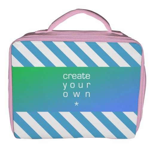 Lunch Bag - Polyester All Colours - Aspects