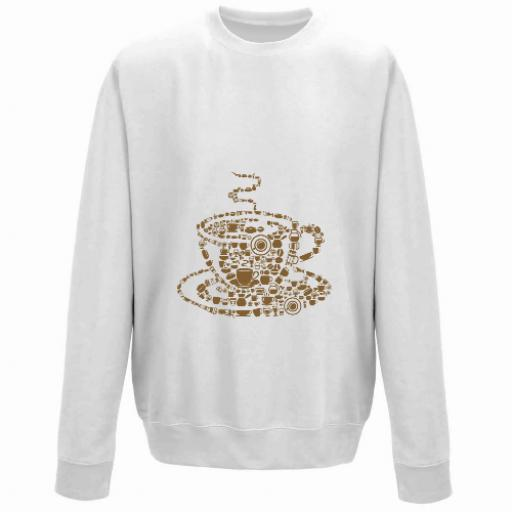 One More Coffee Unisex Sweatshirt