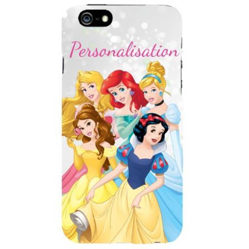 Disney Princess Group Scene iPhone 6/6S Clip Case
