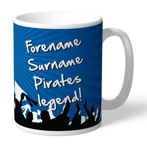 Bristol Rovers FC Legend Mug
