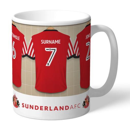 Sunderland AFC Dressing Room Mug