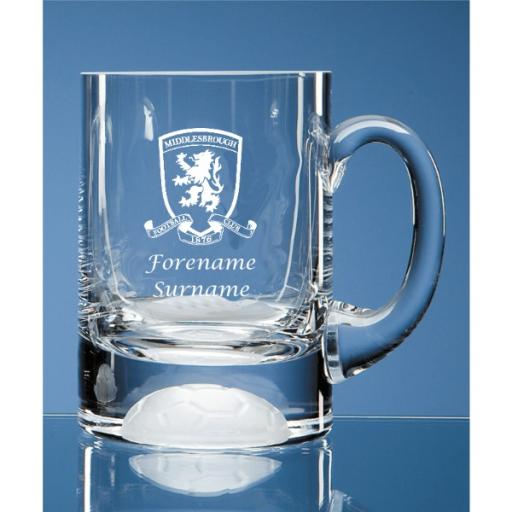 Middlesbrough FC Ball Base Tankard