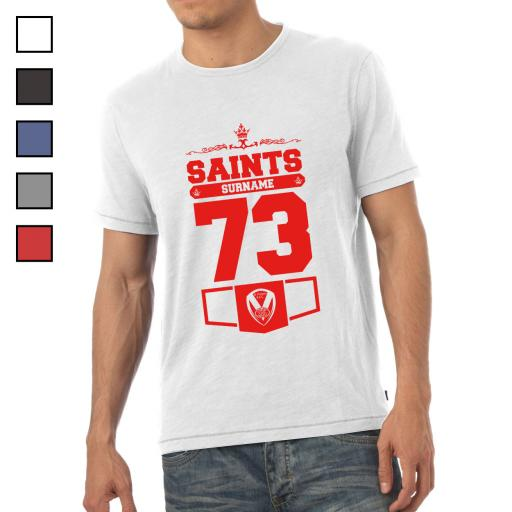 St Helens Mens Club T-Shirt