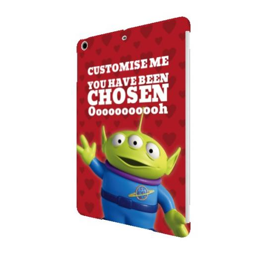 Disney Toy Story Valentines Alien You Have Been Chosen iPad Air Clip Case