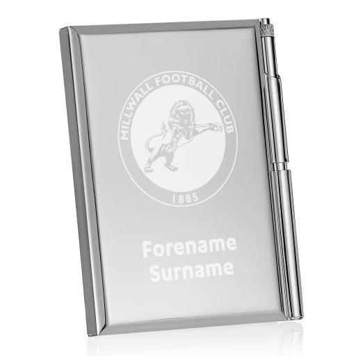 Millwall FC Crest Address Book