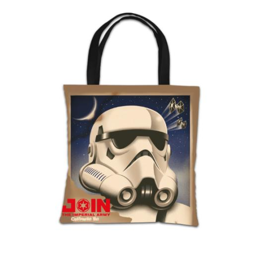 "Star Wars Rebels ""Join The Imperial Army"" Tote Bag"