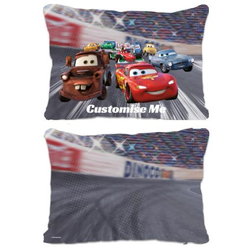 Disney Cars Lightning McQueen Extra Large Fiber Cushion