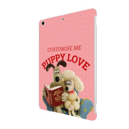 Wallace And Gromit Puppy Love iPad Air Clip Case