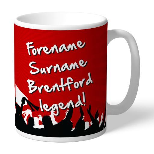 Brentford FC Legend Mug