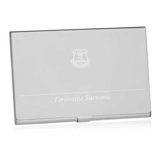 Everton FC Executive Business Card Holder