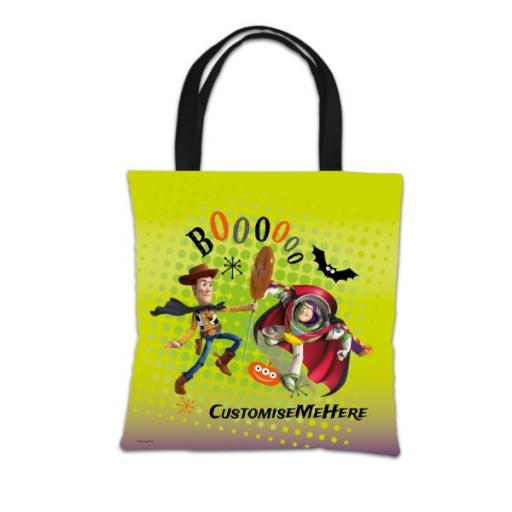 Disney Toy Story Halloween Frightfully Fun Tote Bag