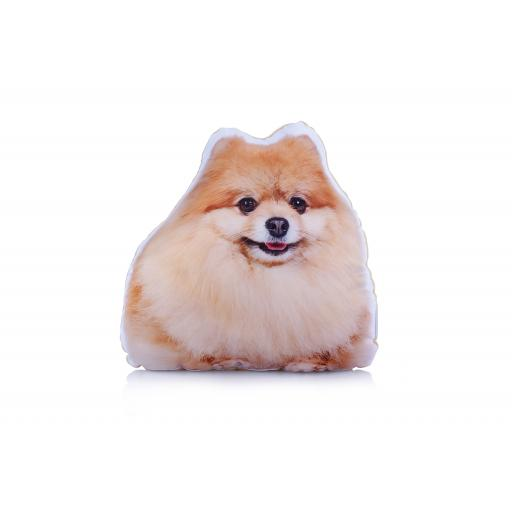 Pomeranian Midi Cushion Perfect for Dog Lovers