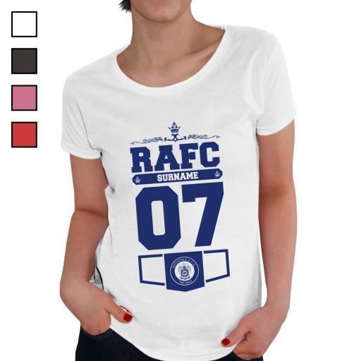 Rochdale AFC Ladies Club T-Shirt