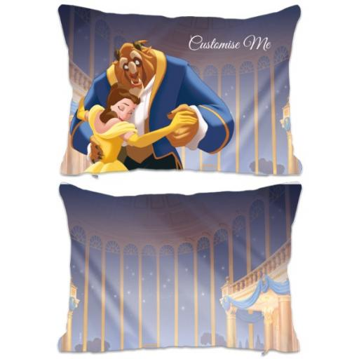 Disney Beauty and the Beast 'Ballroom' Extra Large Fiber Cushion