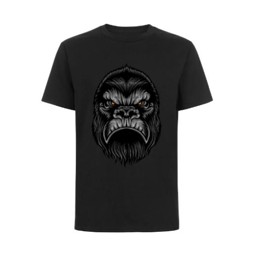 Loyalty Leadership Gorilla Fantasy Style Design T-Shirt