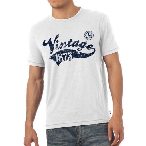 Scotland Mens Vintage T-Shirt