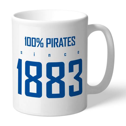 Bristol Rovers FC 100 Percent Mug