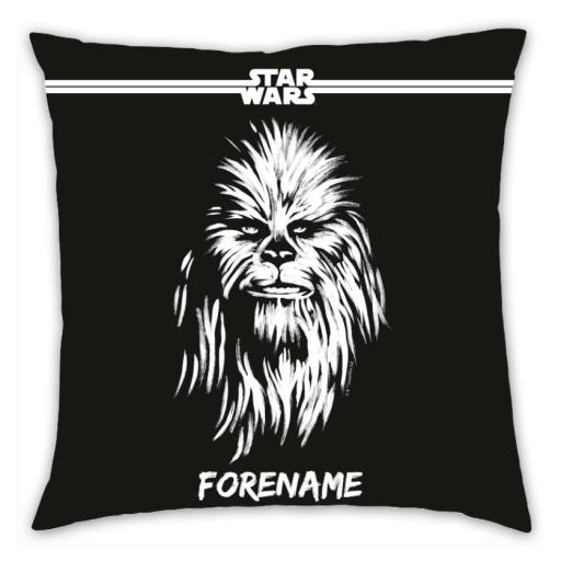 Star Wars Chewbacca Paint Cushion 45 x 45