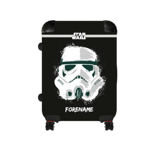 Star Wars Storm Trooper Paint Cabin Suitcase