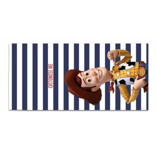Disney Toy Story Woody Large Towel