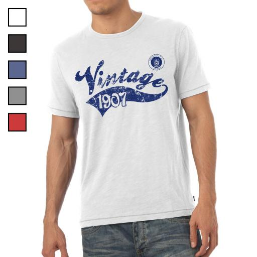 Rochdale AFC Mens Vintage T-Shirt