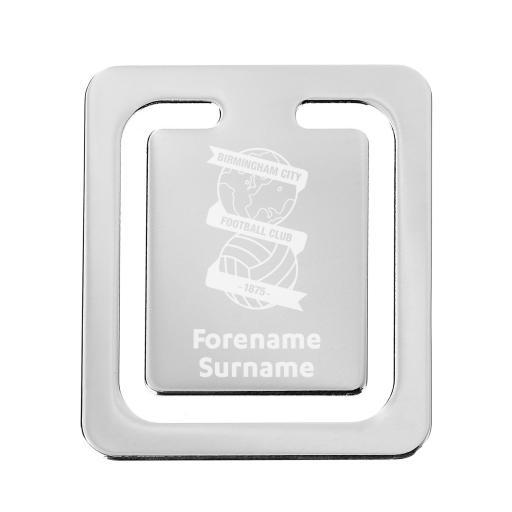 Birmingham City FC Crest Bookmark