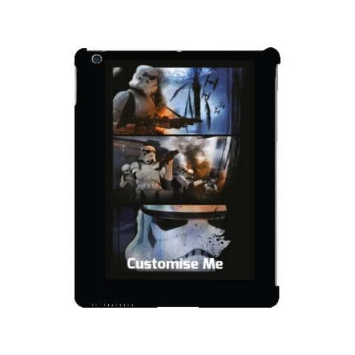 Star Wars Rogue One Stormtrooper iPad 2/3/4 Clip Case