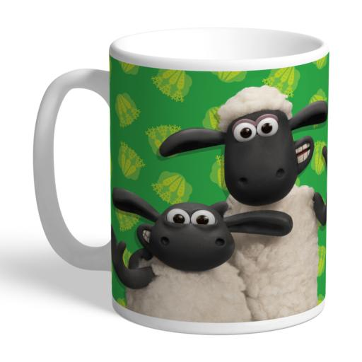 Shaun The Sheep BAAA Mug
