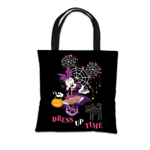 Disney Mickey Mouse & Friends Halloween Minnie Mouse 'Dress Up Time' Tote Bag