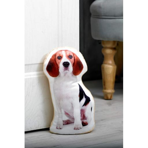 Beagle Lovers-Vivid Image Beagle Shaped Doorstop