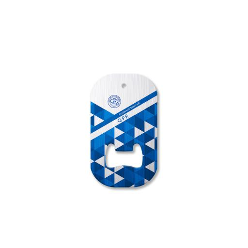 Queens Park Rangers FC Patterned Compact Bottle Opener