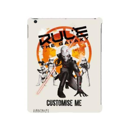 "Star Wars Rebels ""Rule The Galaxy"" iPad 2/3/4 Clip Case"