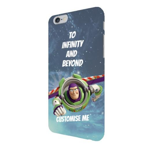 Disney Toy Story Buzz Infinity iPhone 6/6S Clip Case