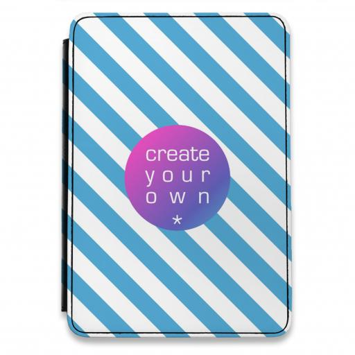 Create Your OwnTablet Case - Faux Leather High Gloss - Kindle HDX 8.9""