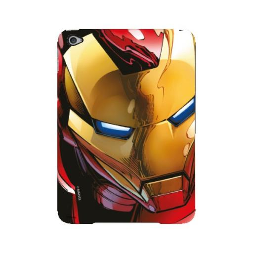 Marvel Avengers Assemble Iron Man iPad Mini 4 Clip Case