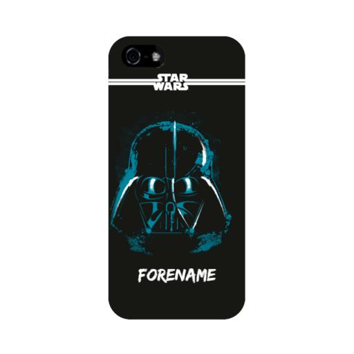 Darth Vader Paint iPhone 5/S/SE Case